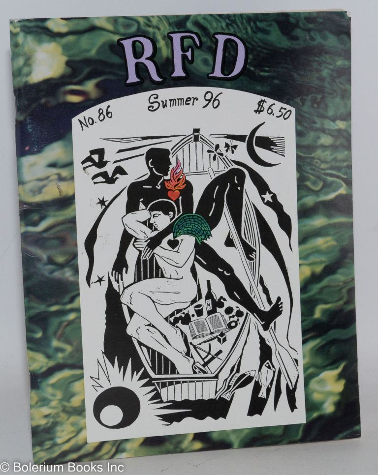 RFD: a country journal for gay men everywhere; #86 Summer, 1996 [vol. 23, #4]
