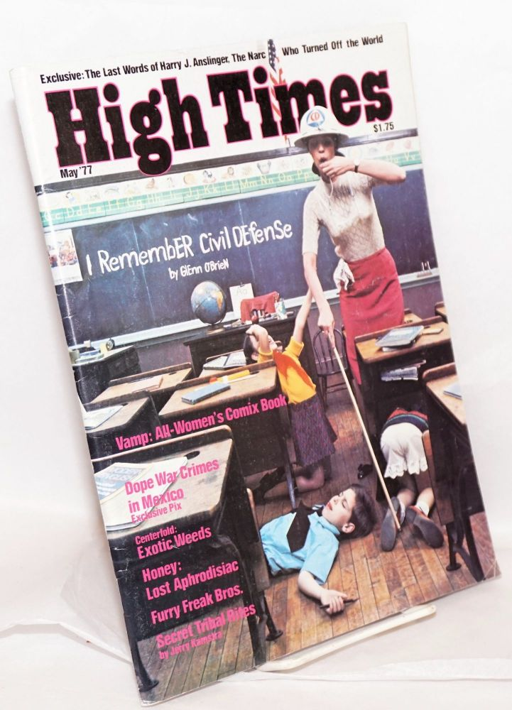 High Times; No. 21, May 1977: The Magazine of High Society