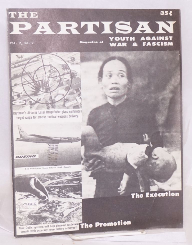 The Partisan: magazine of Youth Against War & Fascism. Vol. 2 no. 2 (Fall 1966)