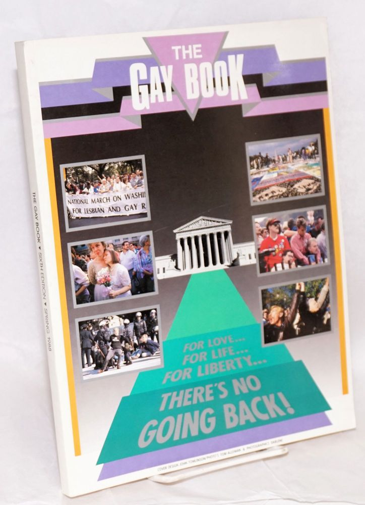 The Gay Book: Sixth edition, Spring 1988