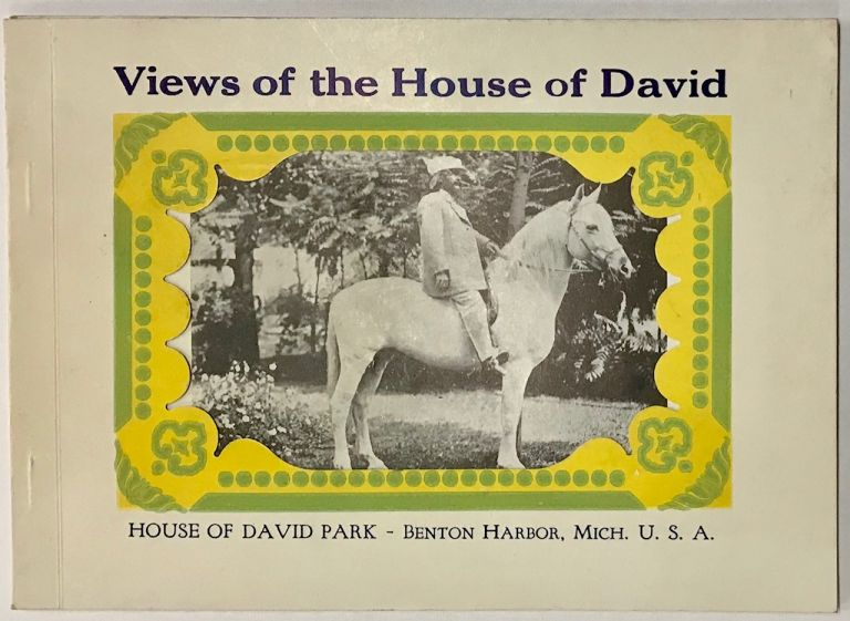 Views of the House of David. House of David Park, Benton Harbor, Mich. U.S.A. House of David.