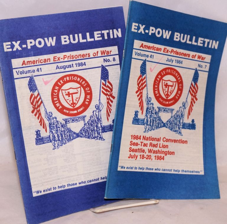 Ex-POW Bulletin [two issues: vol. 41 nos. 7 and 8]