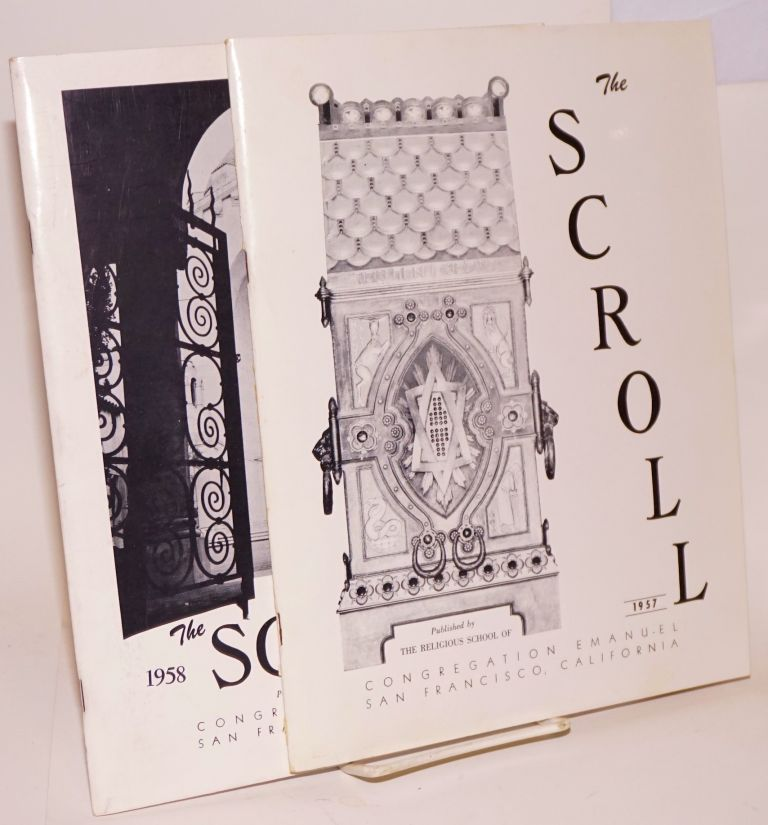 The Scroll [two issues: 1957, 1958]