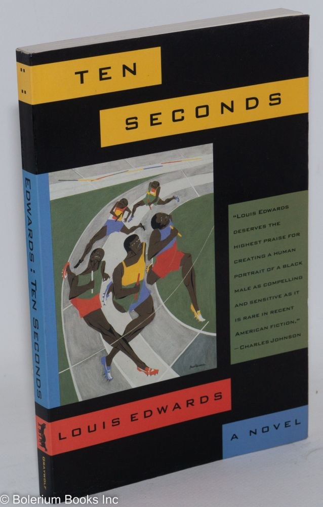Ten seconds. Louis Edwards.