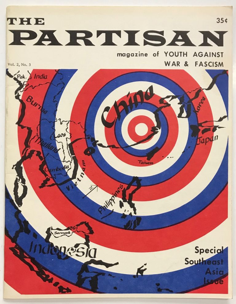 The Partisan: magazine of Youth Against War & Fascism. Vol. 2 no. 3 (Winter 1966)