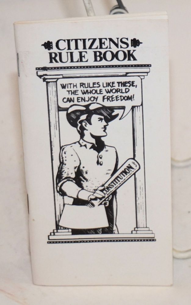 Citizens rule book