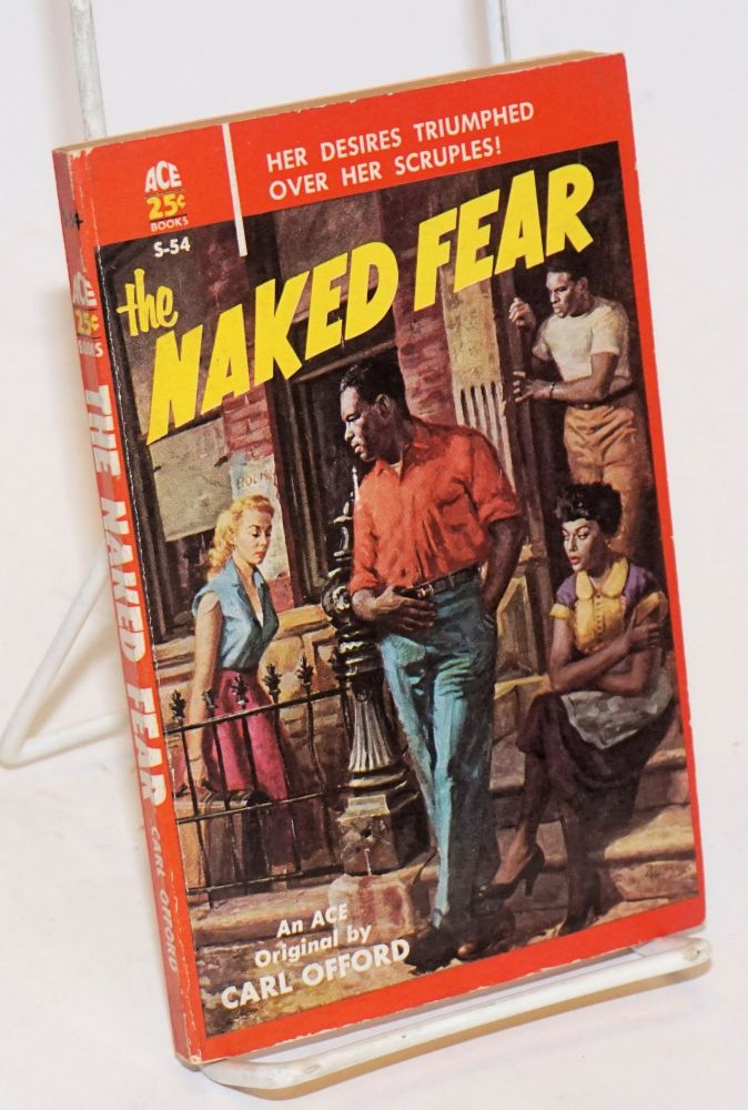 The Naked Fear: an ACE Original. Carl Offord.