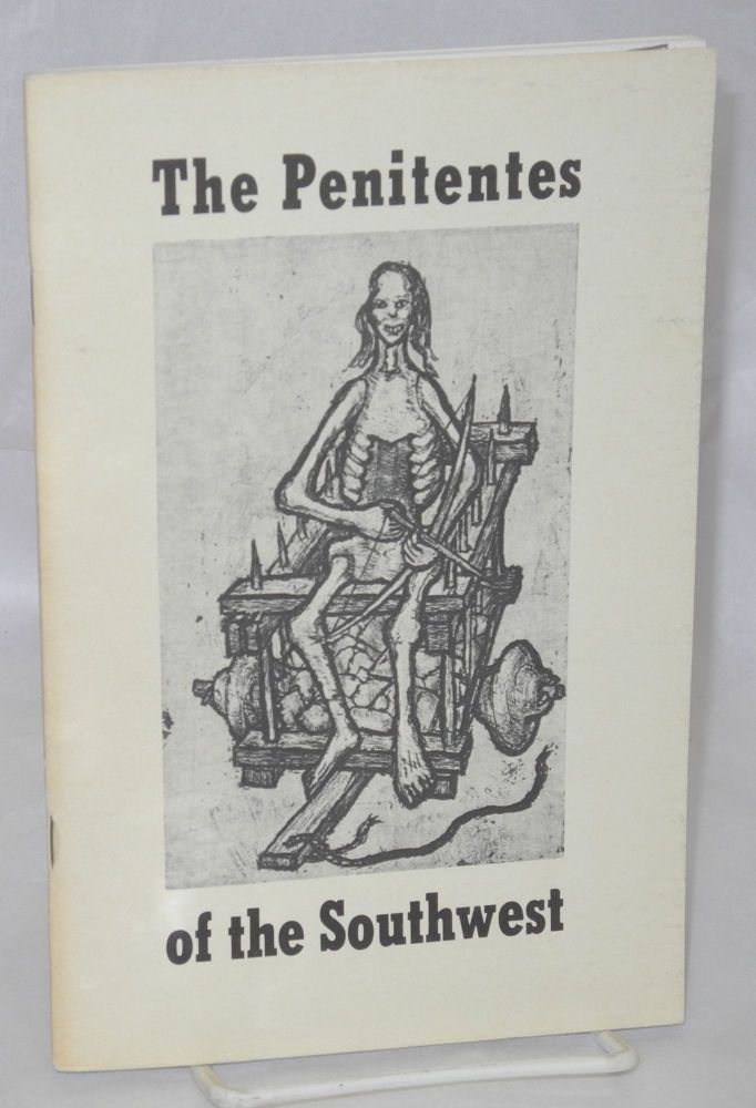 The Penitentes of the southwest; with etchings by Eli Levin. Marta Weigle, , Eli Levin.