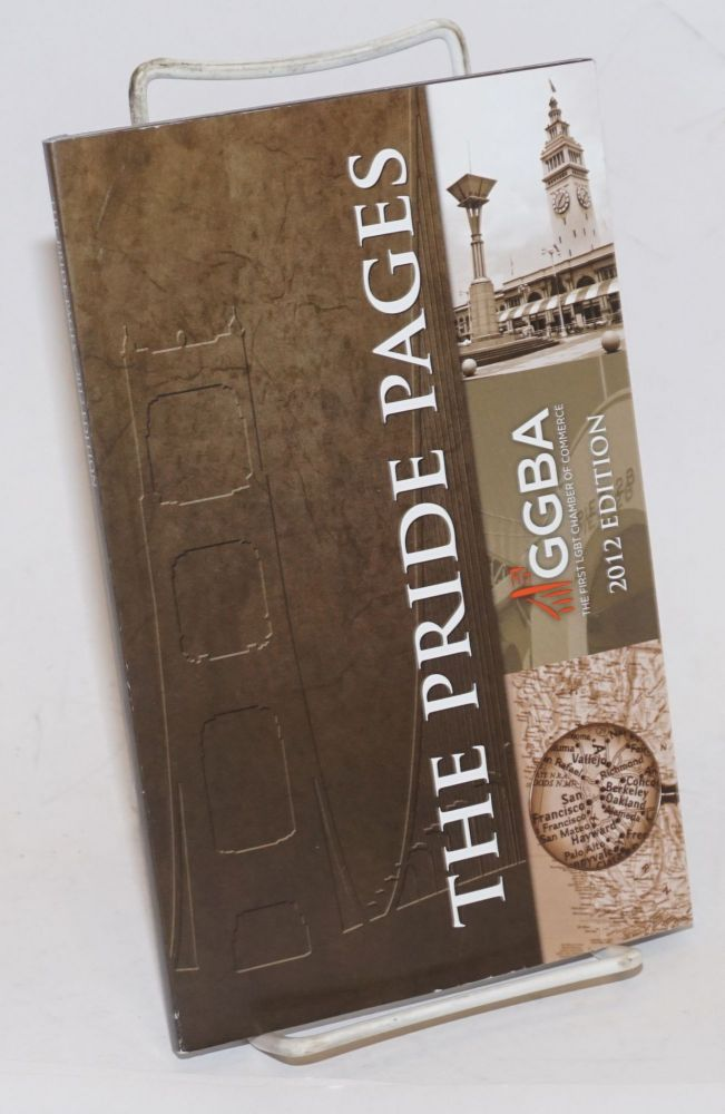 The GGBA Pride Pages 2012 edition