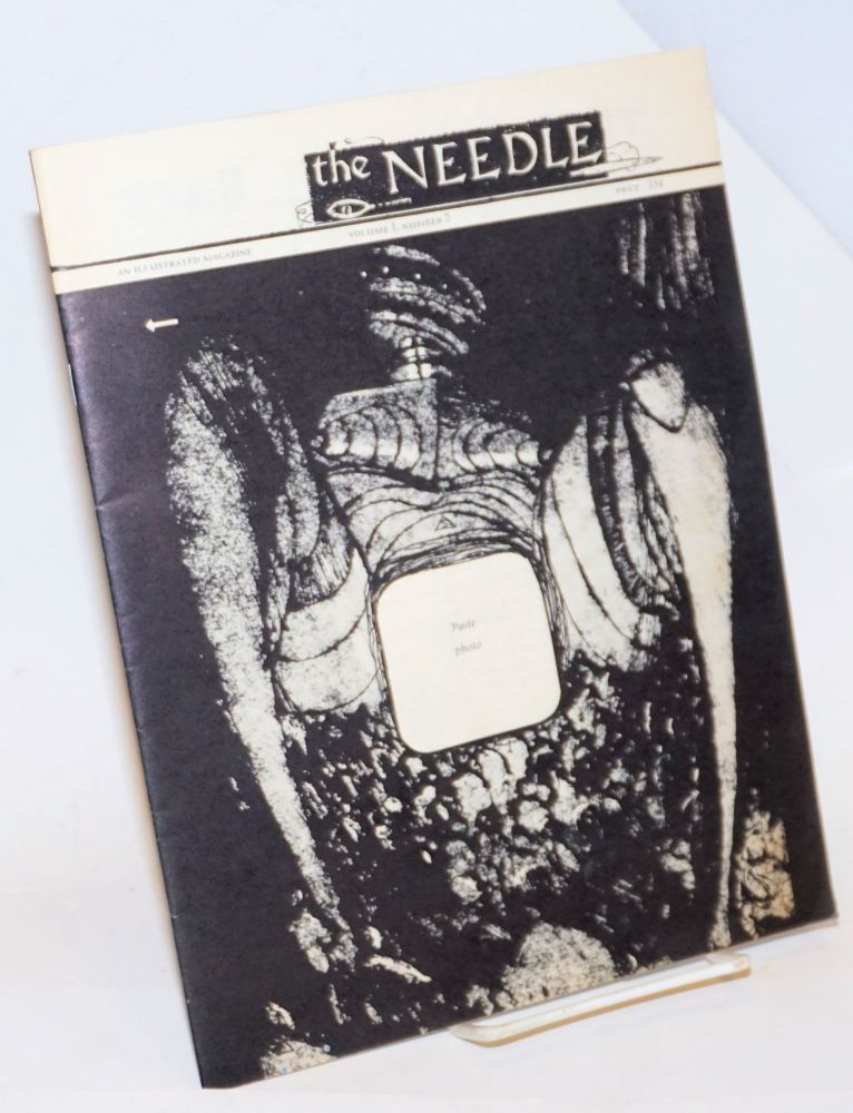 The Needle, Vol. 1, No. 2; (1967) An Illustrated Magazine. Henry L. Niemand, Alfred M. Slotnick, publisher.