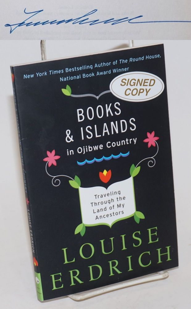 books and islands in ojibwe country traveling through the land of my ancestors