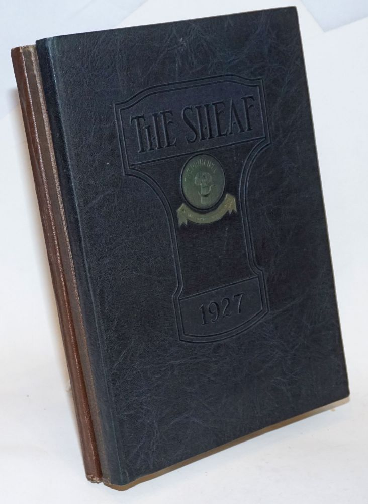 The Sheaf; The Principia Annual [with variant titlings] 1927, 1928, 1932. W. D. Moreland, Jr., or.
