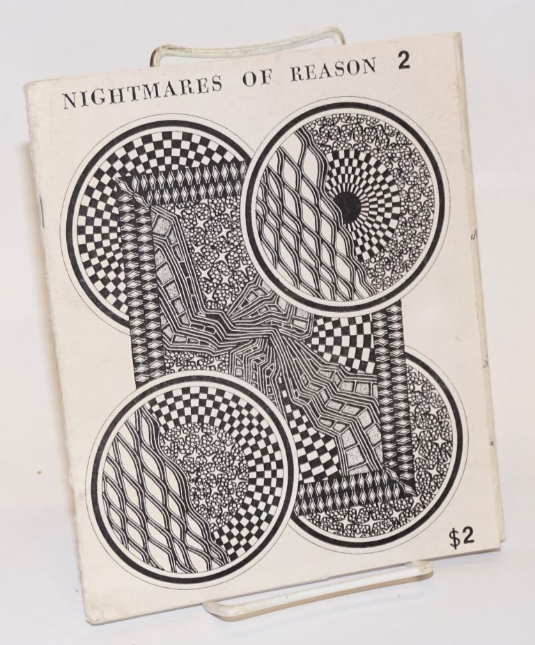Nightmares of Reason #2. Mic McInnis, Rane Arroyo Ed Mycue, Glenn Sheldon etal, Tom House.