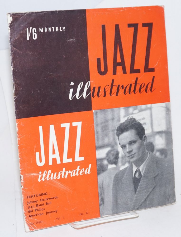 Jazz Illustrated Magazine. Vol 1 No 6, May 1950
