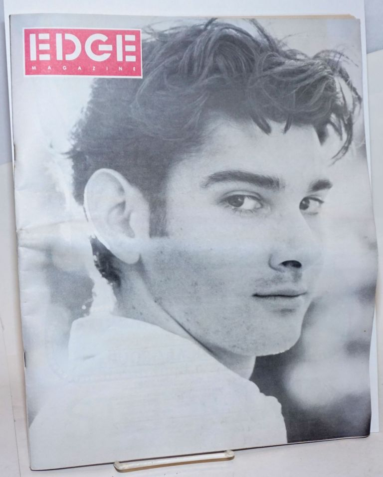 Edge magazine (aka L.A. Edge) #171, January 31, 1990
