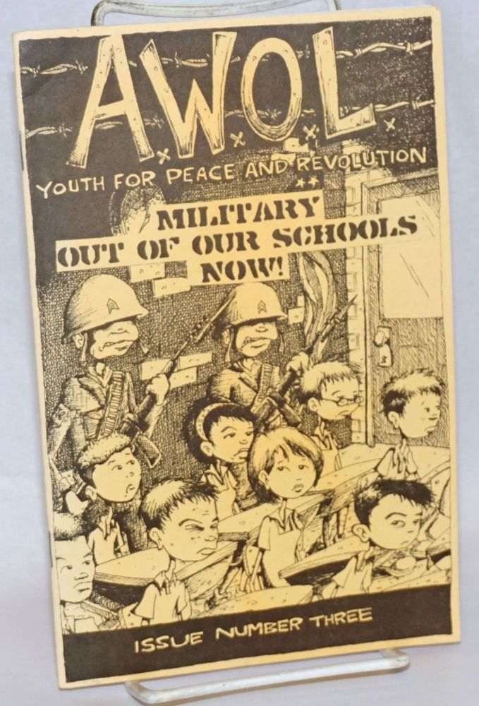 AWOL: Youth for Peace and Revolution. No. 3