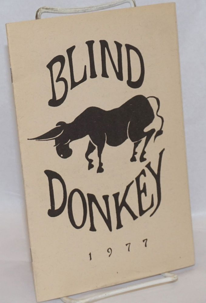 Blind Donkey. Vol. 3 no. 2 (March-April 1977)