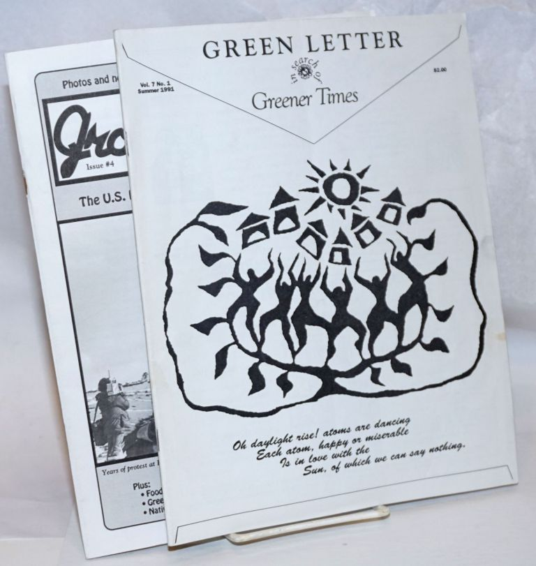 Green Letter [continuing as Ground Work; two issues]