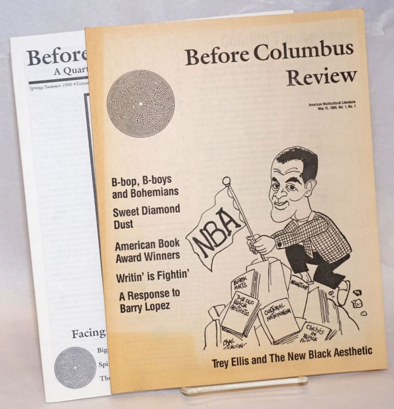 Before Columbus Review [two issues]