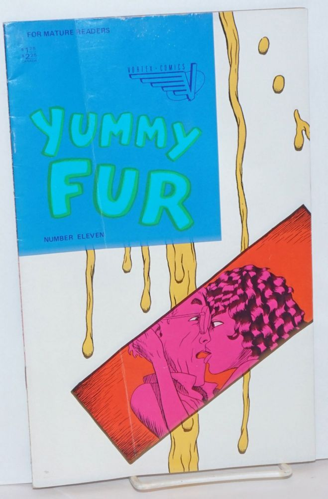 Yummy Fur #11. Chester Brown.