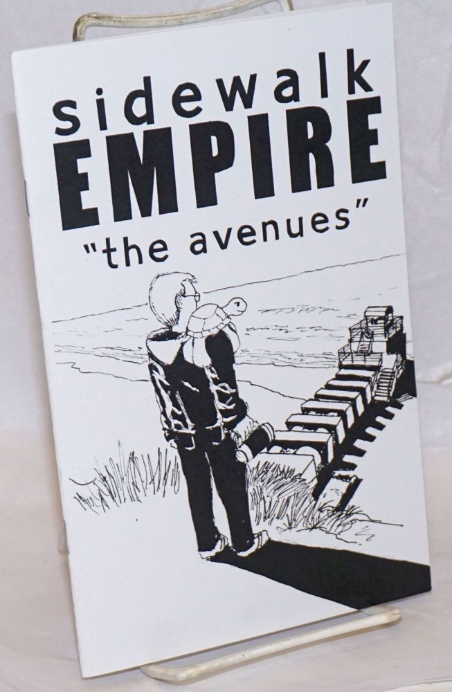"Sidewalk Empire: ""The Avenues"" Eddie H. Ahn"