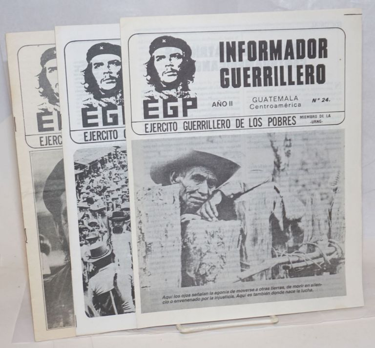 Informador Guerrillero [three issues]