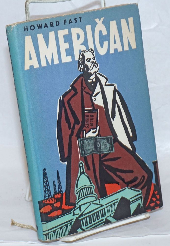 American [Czech edition of The American: a middle western legend]. Howard Fast.