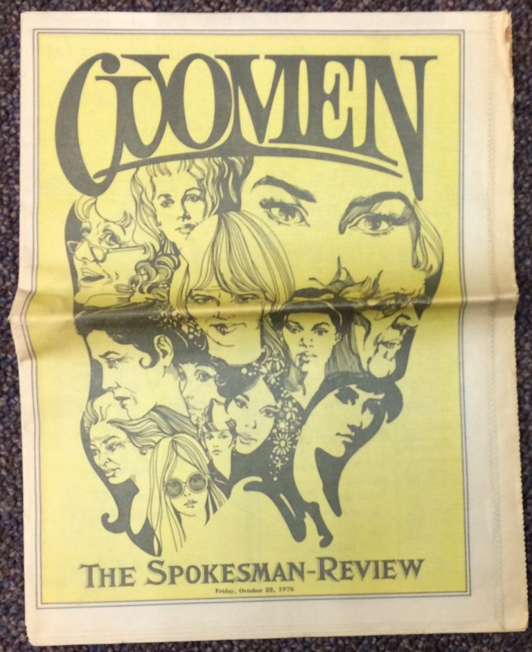 Women. [Special issue of the Spokesman-Review, Oct. 22, 1976]
