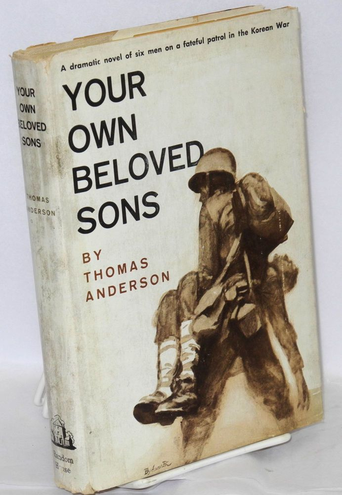 Your own beloved sons. Thomas Anderson.