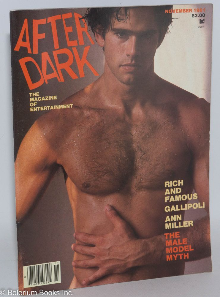 After Dark: the magazine of entertainment; vol. 14, #6, November 1981. Louis Miele, Anne Miller.
