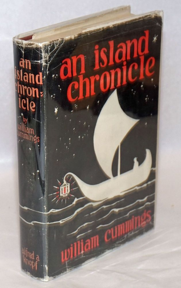 An island chronicle. William Cummings.