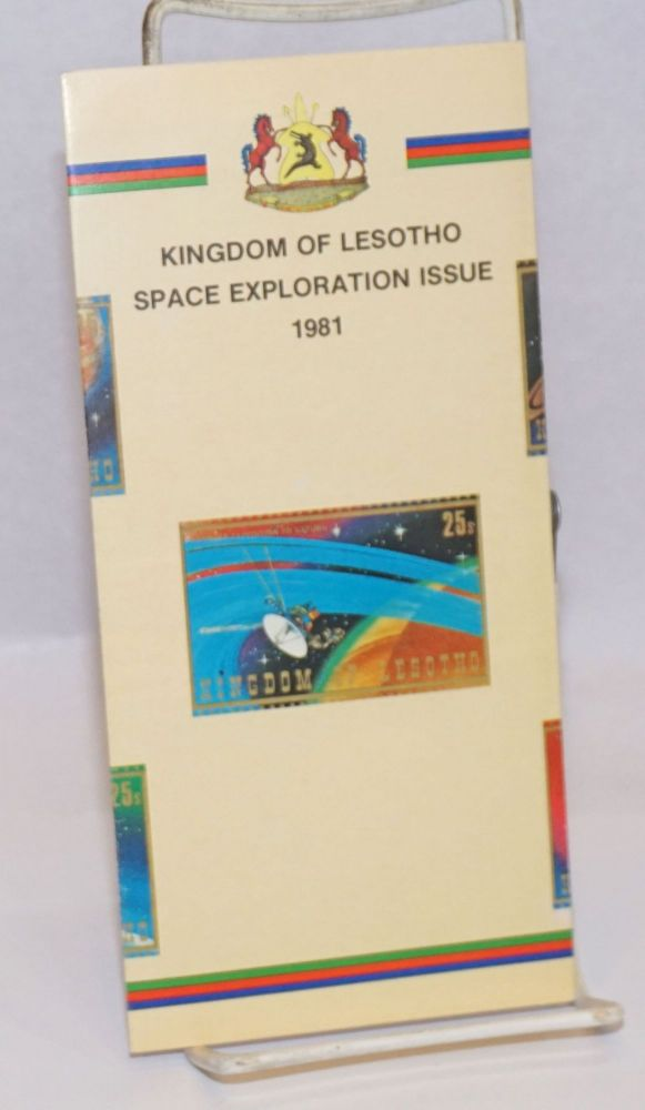 Kingdom of Lesotho / Space Exploration Issue 1981