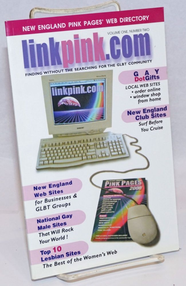 Linkpink.com: New England Pink pages' Web Directory vol. 1, #2