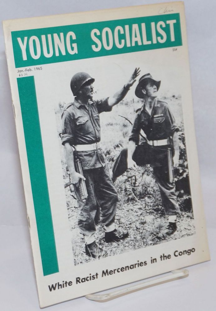 Young socialist, vol. 8, no. 2 (Whole Number 63), Jan-Feb 1965. Barry Sheppard.