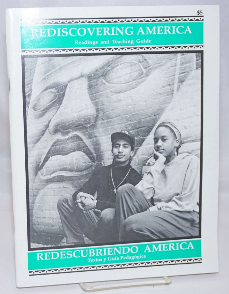Rediscovering America: reading and teaching guide. Arnoldo Ramos, Deborah Menkart, Jeffrey Benson Allen Belkin.