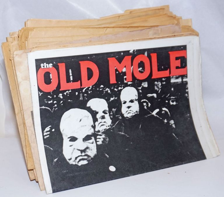 The Old Mole [16 issues]
