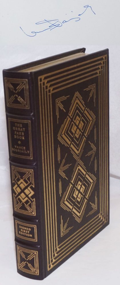 The Great Fake Book. First Edition. Vance Bourjaily.