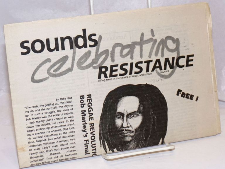 Sounds celebrating resistance. Issue 3