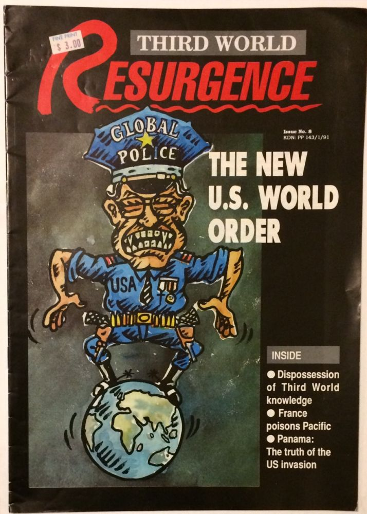 Third World Resurgence. No. 8