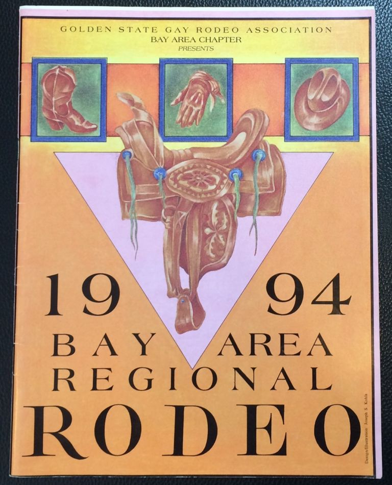 1994 Bay Area Regional Rodeo