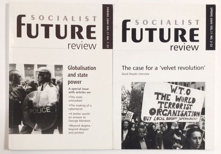 Socialist Future Review [two issues: vol. 11 nos. 1 and 2]