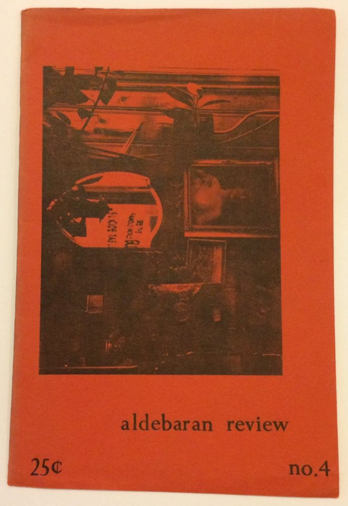 Aldebaran Review no. 4 (May 1969)