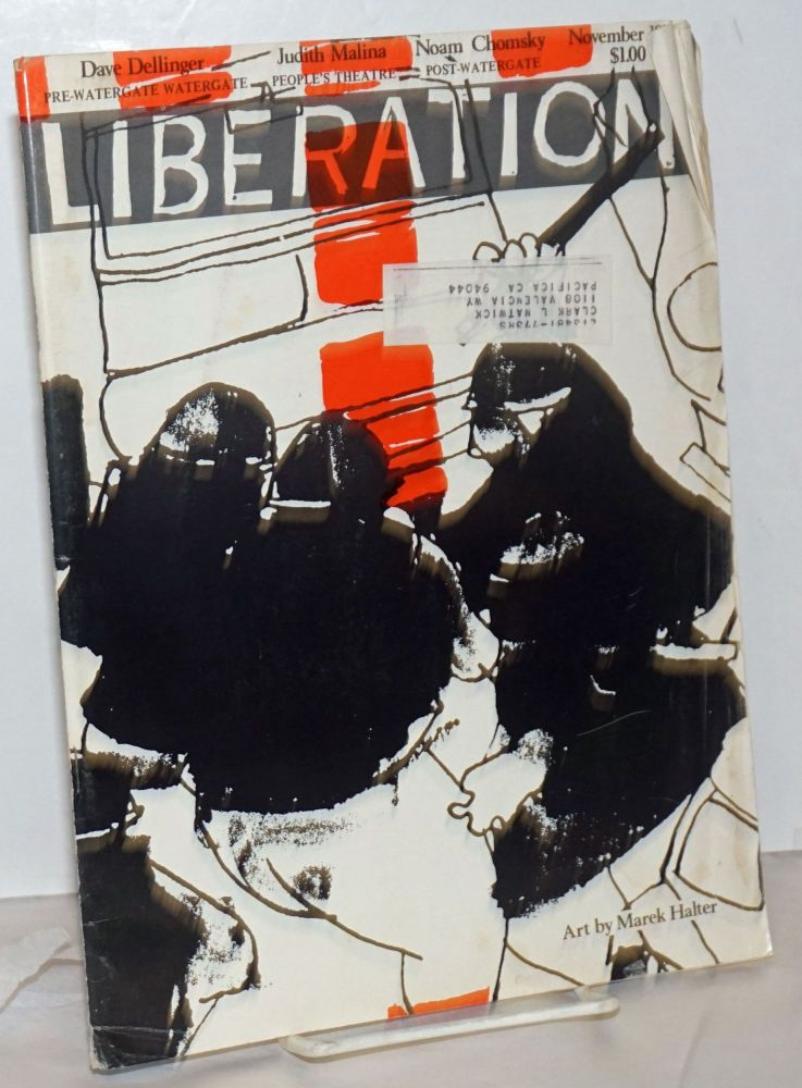 Liberation. Vol. 18, No. 3 (November 1973)