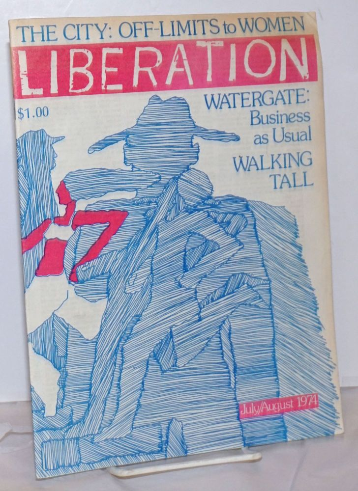 Liberation. Vol. 18, No. 9 (July-August 1974)