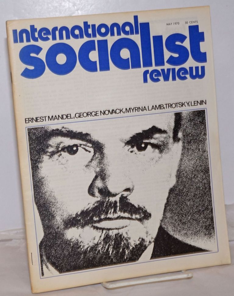 International Socialist Review [May 1970]