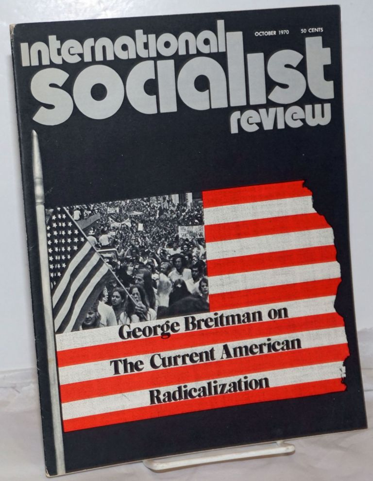International Socialist Review [October 1970]