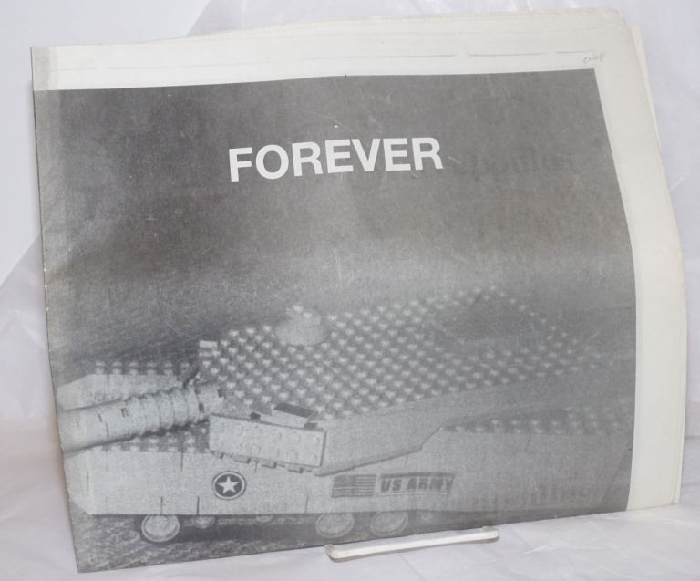Forever [& The Thing]. Ari Marcopoulos.