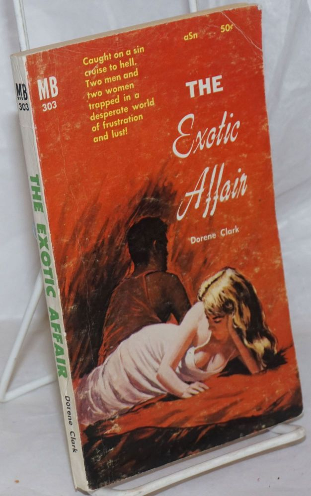 The Exotic Affair. cover, Bruce Minney?