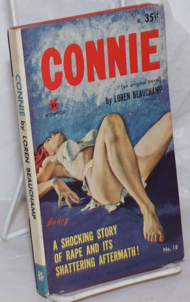 Connie. Loren Paul Rader covert art Beauchamp, Robert Silverberg.