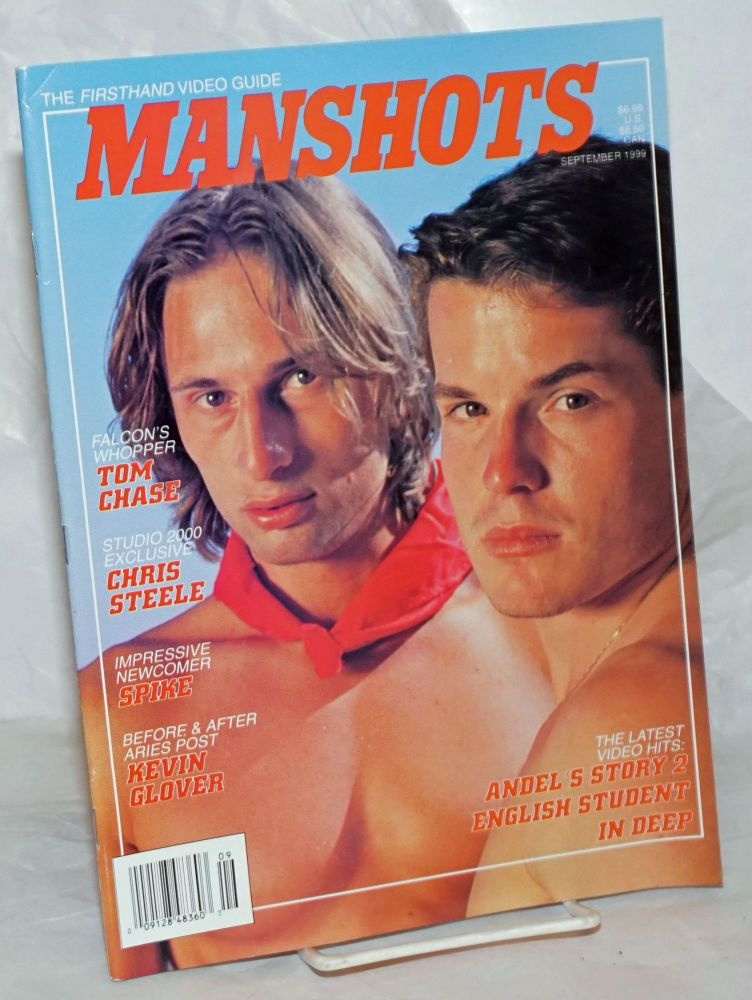 Manshots: the FirstHand video guide; vol. 2, #6, September 1999: Andel's Story 2. Jerry Douglas, Doug Richards Michael Lynch, Kent, Mickey Skee, Preston Richie.